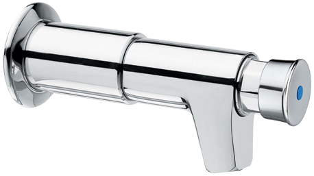 Rada T1 145 Timed Flow Bib Tap - Extended (Hot or Cold)