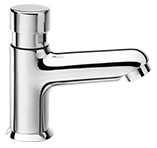 Rada T2 100 Timed Flow Pillar Tap (Hot)