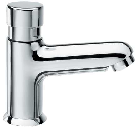 Rada T2 100 Timed Flow Pillar Tap (Cold)