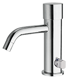 Rada T4 125 Timed Flow Mixer Tap