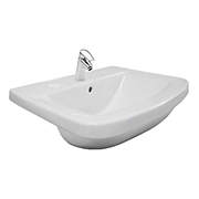 Kohler Panache 560mm semi-recessed basin