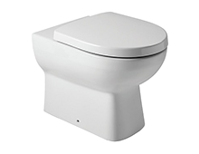 Kohler Panache back-to-wall toilet pan