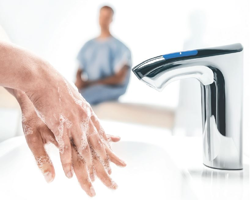 Intelligent Care: setting a new standard for water controls in healthcare
